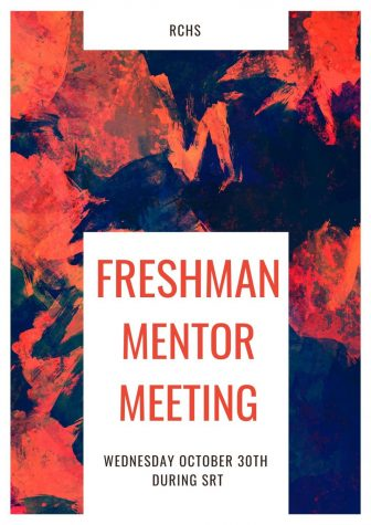 Freshman Mentor Meeting