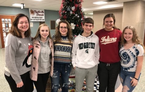 Key Club Elects New Officers
