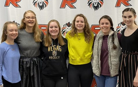 Student Council Elects New Executive Board
