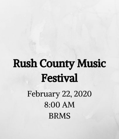 Rush County Musical Festival