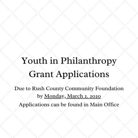 Youth in Philanthropy Grant Applications