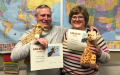 Lion's SHARE Giraffe Award Winners