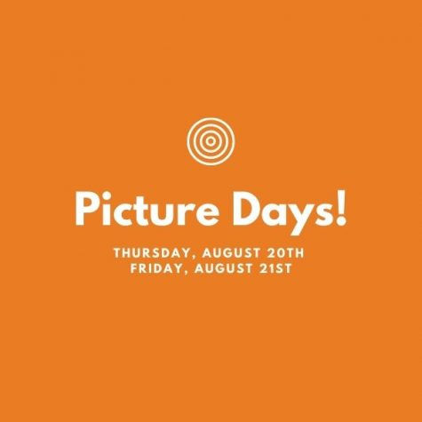 Picture Day Announcement!