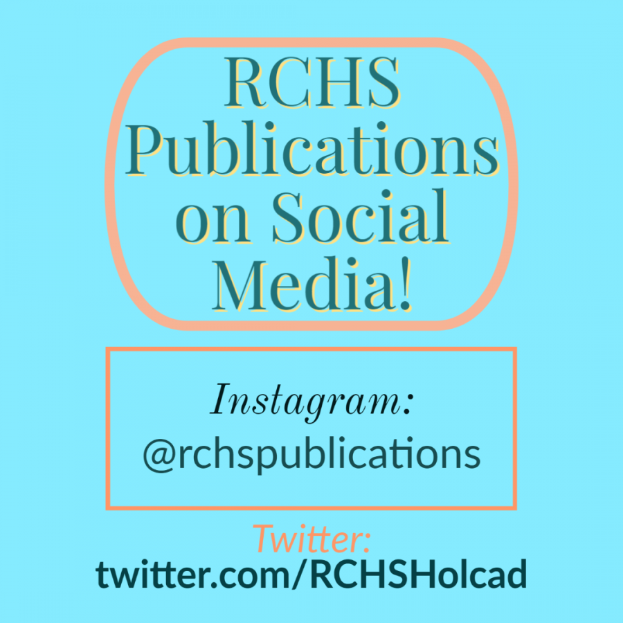 RCHS Publications on Social Media
