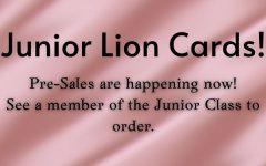 Lion Pride Cards