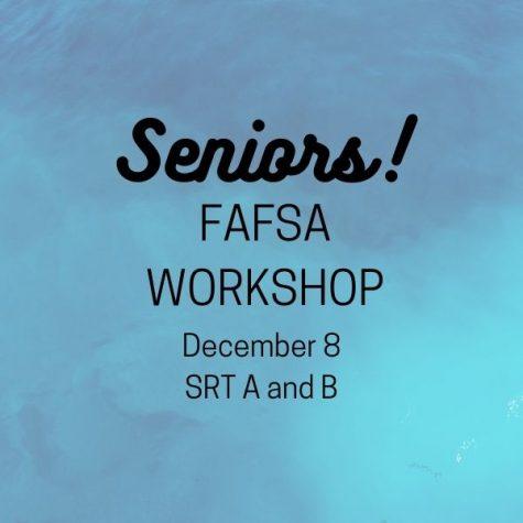 FAFSA Workshop Information