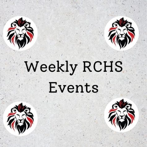 Weekly Events - January 11-16, 2021