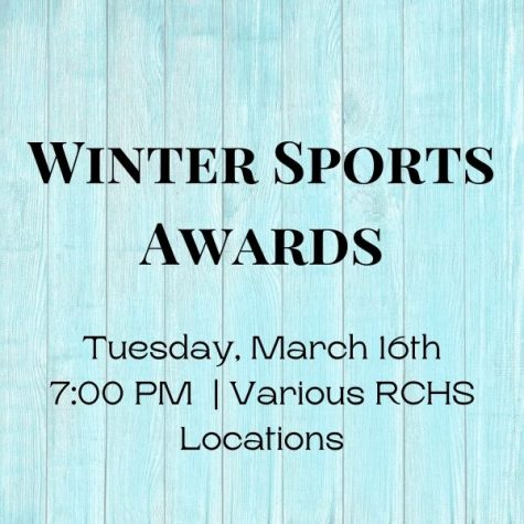 2021 Winter Sports Awards