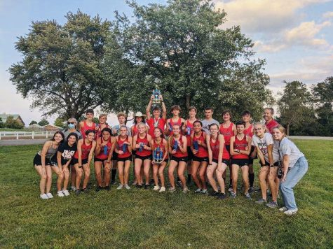Cross Country Takes Home the Trophy